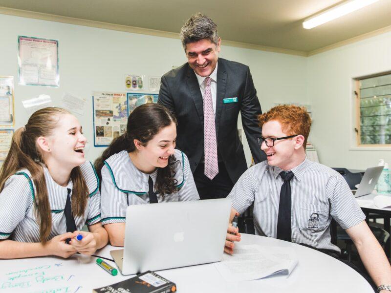 Bill Hooper Head of Curriculum at Flinders