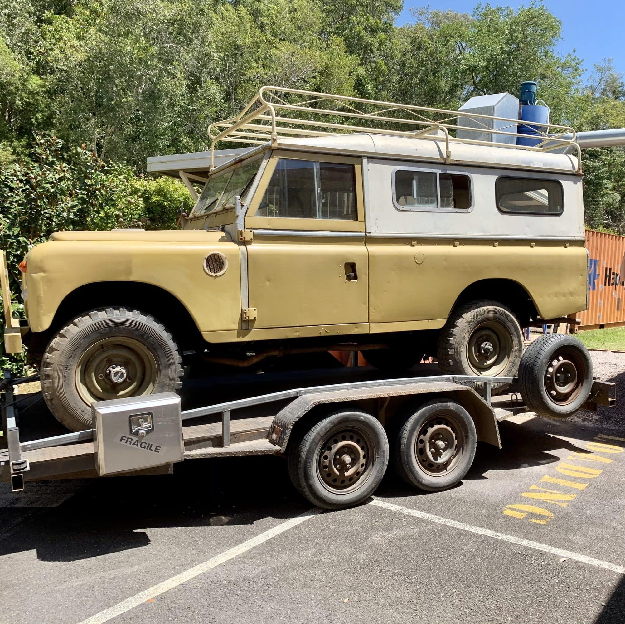 Flinders Electric Vehicle Project