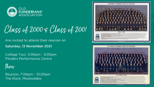 Class of 2000 and 2001 Reunion