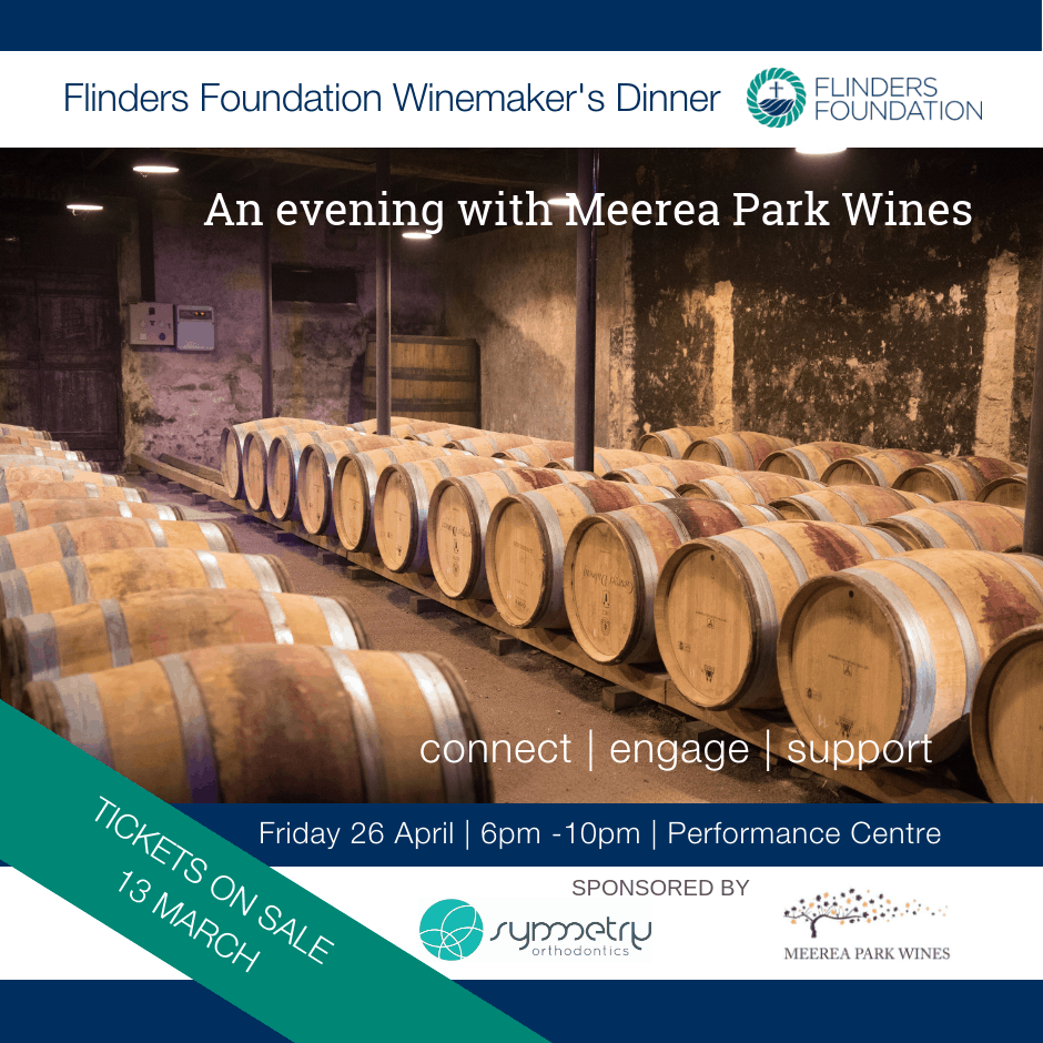 Flinders Foundation Dinner