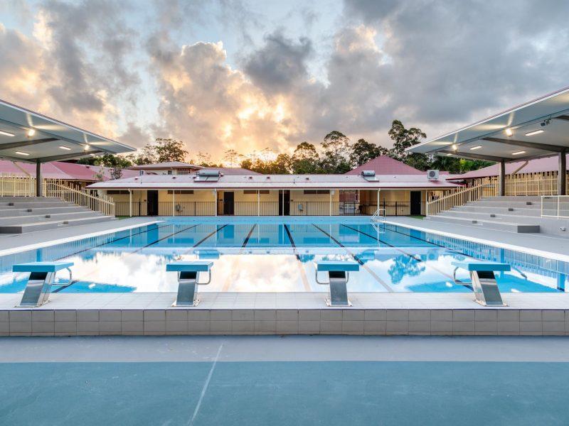 Flinders Aquatic Centre pool outdoor