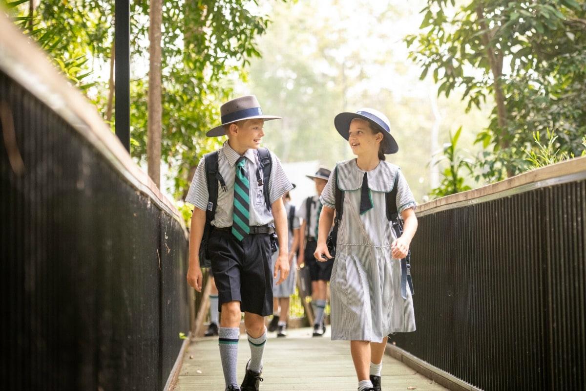 Flinders students