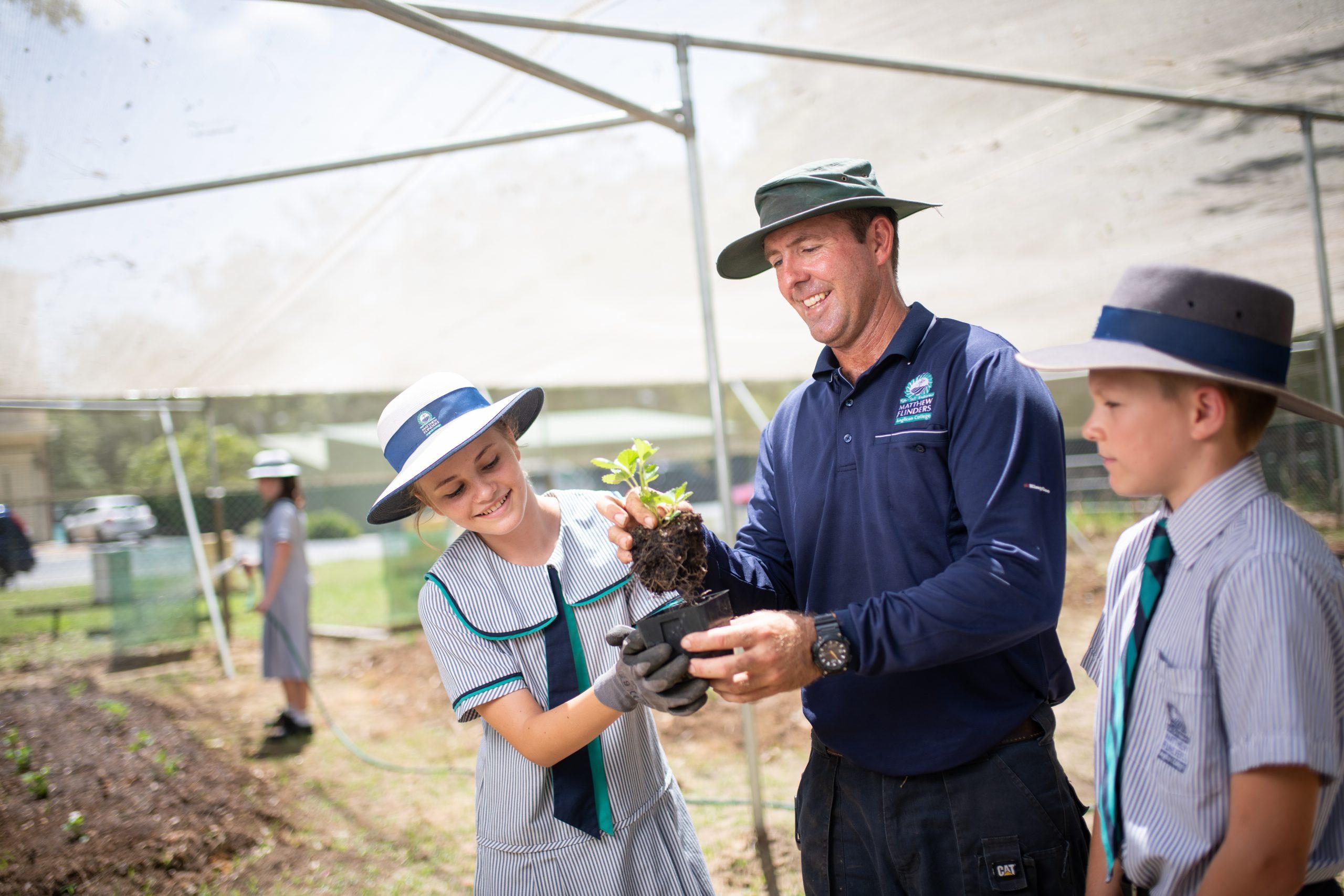 Flinders Farm manager