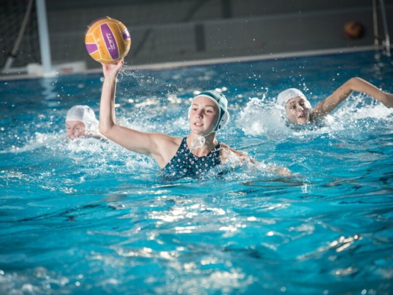 Secondary waterpolo