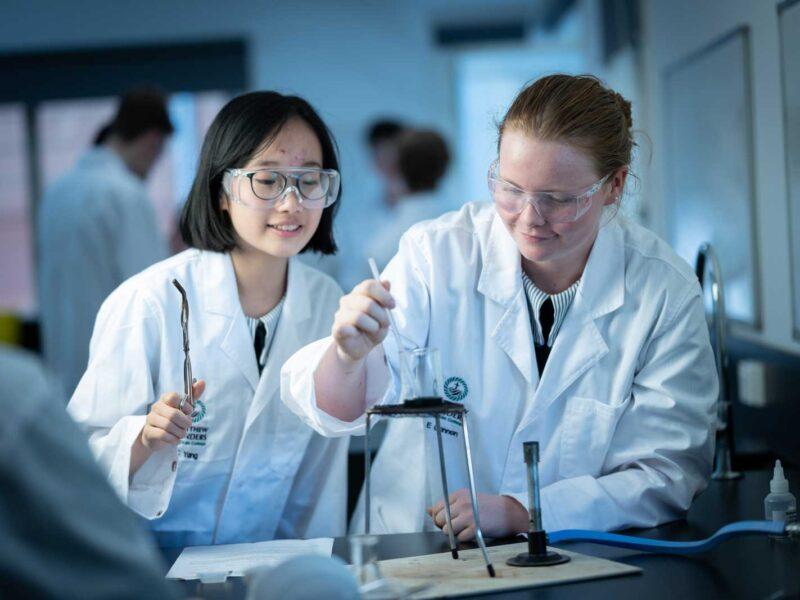 Flinders in Science