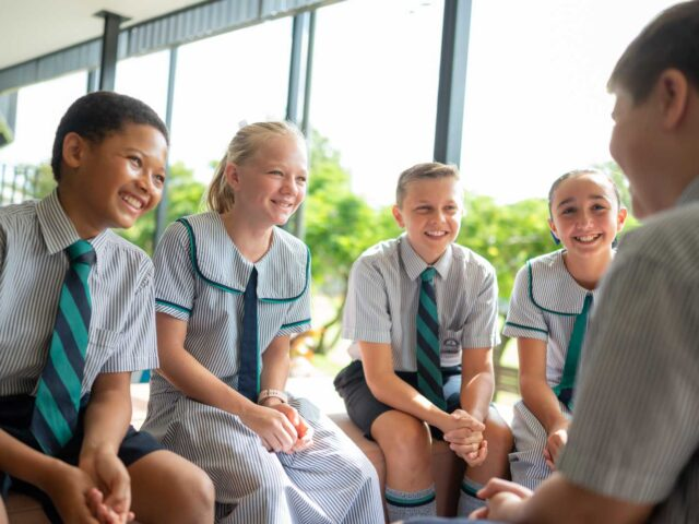 Secondary Students