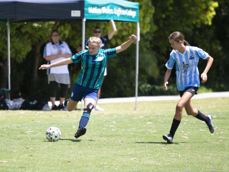 Flinders soccer