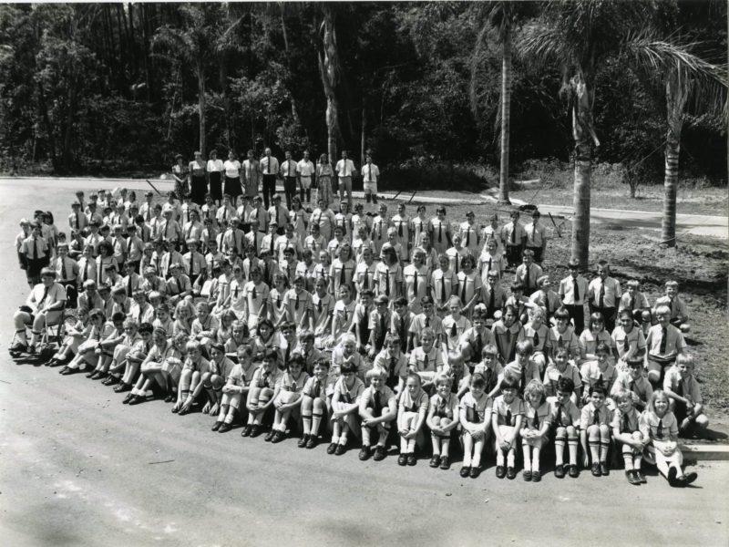 Flinders College Photo 1990