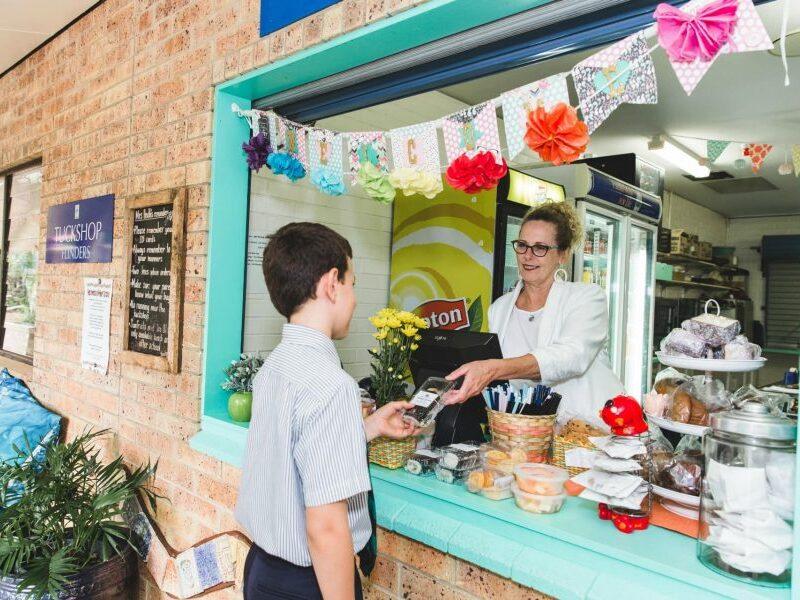 Flinders Primary tuckshop