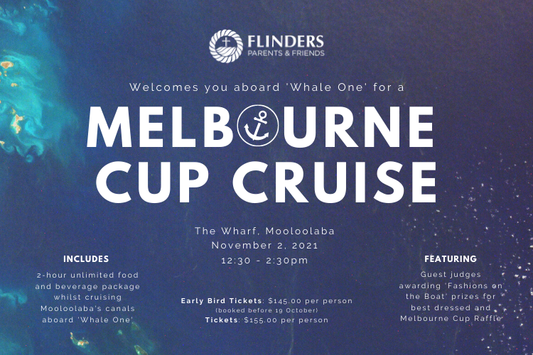 Flinders P&F Melbourne Cup Cruise