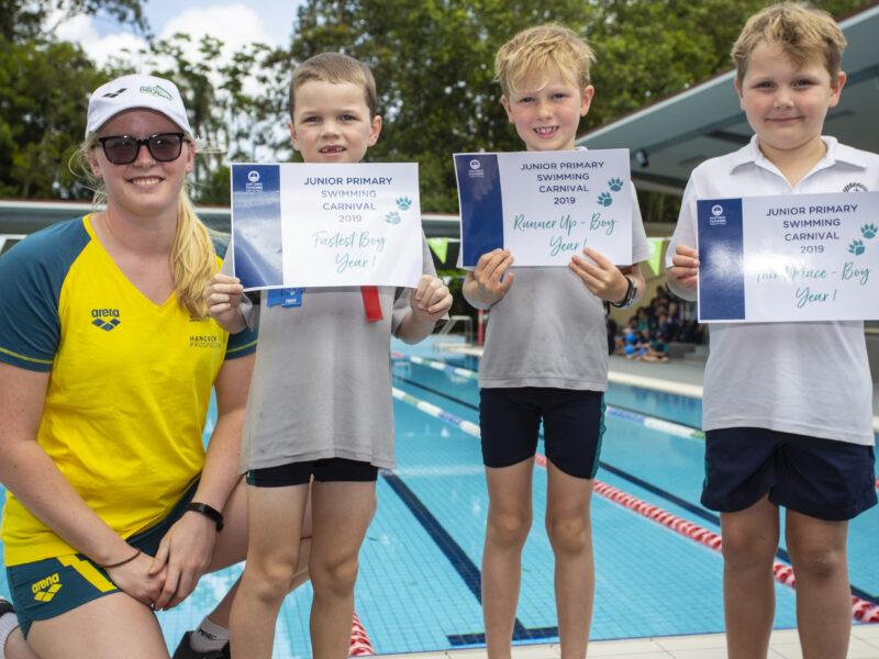 Paralympian and Flinders alumni Katja Dedekind