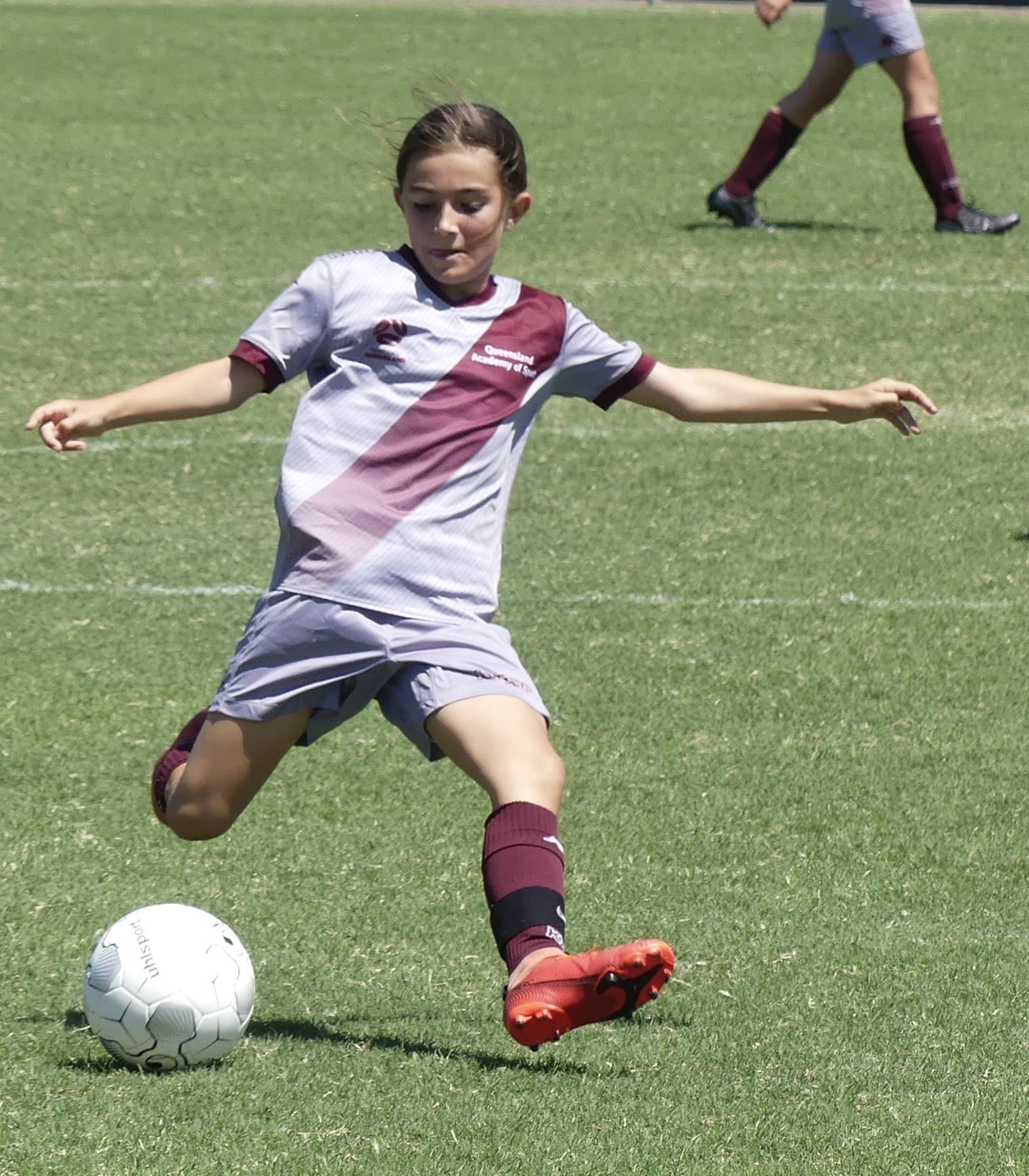 Soccer QAS