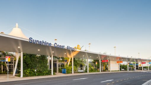 Flinders Foundation Infrastructure Series Event Airport