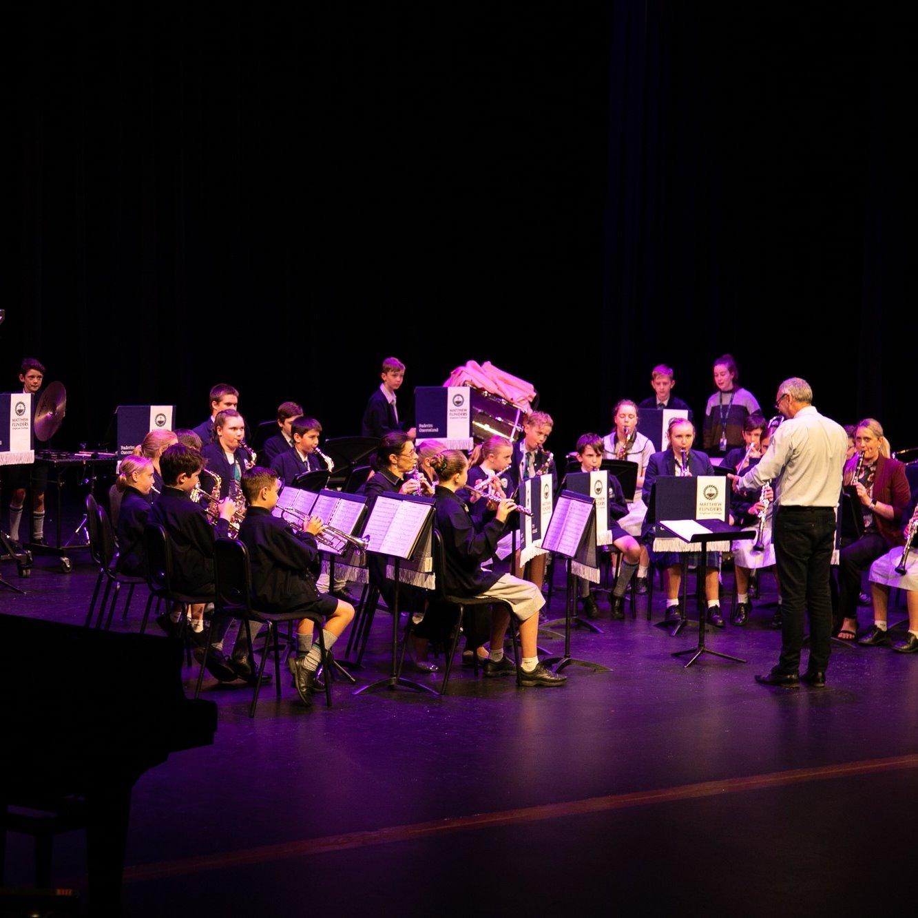 Flinders primary concert